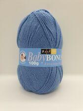 Hayfield Baby Bonus DK - 0656 - Baby Denim - 1 x 100g Ball (100g) Multiple Avail