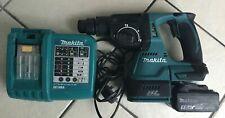 Makita DHR242 18V brushless rotary hammer SDS+Drill + 5.0Ah Battery+Charger