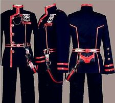 D Gray-man ALLEN WALKER New Version 3 Cosplay Costume