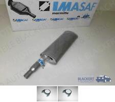 IMASAF Auspuff Vorschalldämpfer Peugeot 504 + 505 1.8/2.0/2.2/2.1D/2.3D/2.5D