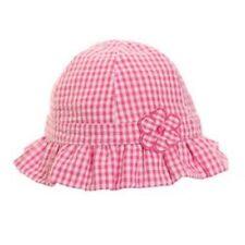 Accessoires Bonnet rose pour fille de 2 à 16 ans en 100% coton