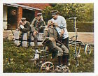 German Soldiers field dentist sanitary Deutsches Heer WWI WELTKRIEG 14/18 CHROMO