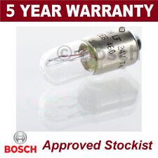 Bosch Camión/LT Bombilla T4W 24V Ba9S comercio PK 1987302512