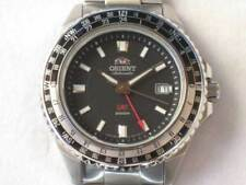 Orient Diving Sports FFE06001B GMT 200m Automatic Authentic Mens Watch Japan F/S