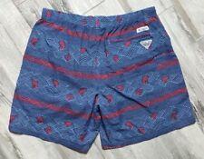 Columbia PFG Men's Fishing Shorts size 2XL