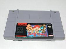 Super Punch Out Super Nintendo SNES Video Game Cart