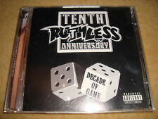 RUTHLESS RECORDS - Tenth Anniversary (EAZY-E NWA ABOVE THE LAW MC REN THE D.O.C)