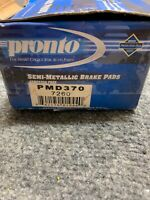 BRAND NEW PRONTO FRONT BRAKE PADS LCD924 D924 FITS VEHICLES ON CHART