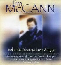 Jim McCann - Ireland's Greatest Love Songs | NEW & SEALED CD (The Dubliners)