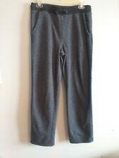 Urban Pipeline - Youth Xl Charcoal Gray/Blk Adjustable Waist - Fleece Pants