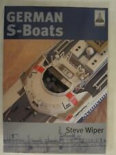 ShipCraft 6: German S-Boats by Seaforth, Color Profiles & Photos