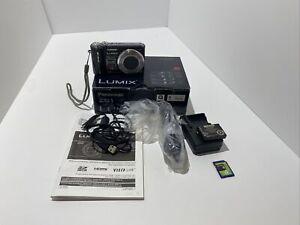 Panasonic Lumix DMC-ZS1 Digital Camera w/ Battery & Charger