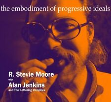 R. Stevie Moore and Alan Jenkins - The Embodiment of Progressive Ideals CD