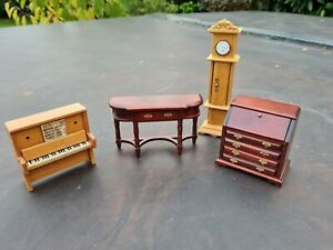 Dolls House 1:12 Scale Lounge Furniture Collection