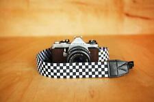 Checkered Camera Strap