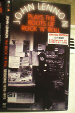 John Lennon-PLAYS THE ROOTS OF ROCK 'N ROLL 4cd BFB BOX SET-Limited Edition