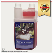 Aminosäure Pferd, Ergänzungsfutter, Vitamine für Muskelaufbau Liquid Futter 1L