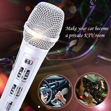 PDR Car Microphone Karaoke KTV With Speaker Wireless Mic For IOS Android Phone