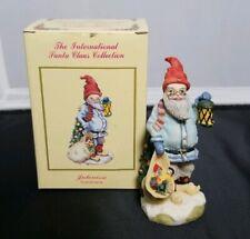 The International Santa Claus Collection Julenisse Scandinavia Figurine