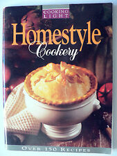 WEIGHT WATCHERS - COOKING LIGHT - HOMESTYLE COOKERY.