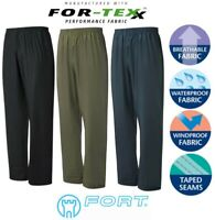 FORT AIRFLEX Premium BREATHABLE Stretchable WATERPROOF Windproof Silent TROUSERS