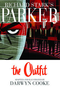 RICHARD STARK'S PARKER #2 THE OUTFIT (IDW) HC