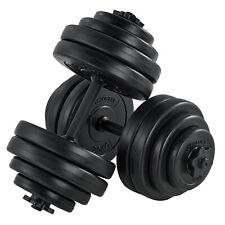 Hantelset 30kg Hantel Kurzhantel Set Krafttraining Hantelscheiben ArtSport®
