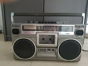 Radio Cassette Hitachi TRK 7000B Boombox Ghettoblaster