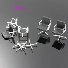 ZY23025 12pcs  Model Train Railway Leisure Chair Settee Bench Scenery 1:25 G