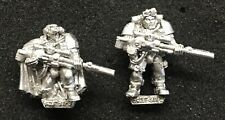 Warhammer 40k, Space Marines 'SCOUTS WITH SNIPER RIFLES'  GW '97