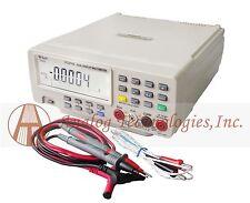 VICHY VC8145 DMM Digital Bench Top Multimeter AC DC Voltmeter Frequency Meter PC