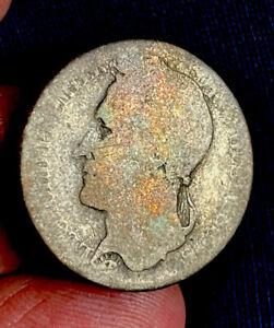Belgium 1 Franc 1833