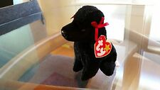 'Gigi' the Black Toy Poodle - Ty Beanie Baby - MINT - RETIRED