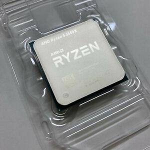 AMD Ryzen 5 5600X 3.7 GHz (4.6 GHz Turbo) 6 Cores / 12 Threads AM4 Processor CPU