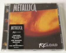 METALLICA RELOAD CD ALBUM BUONO SPED GRATIS SU + ACQUISTI