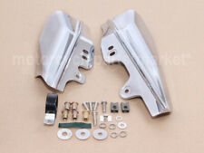 Engine Mid-Frame Air Deflector For Harley Touring Electra Street Glide Chrome