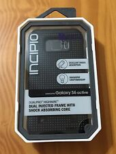 NEW Authentic INCIPIO DualPro HighWire Case for Samsung Galaxy S6 Active - Black