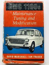BMC Austin 1100 S Maintenance Tuning and Modification Book Rare