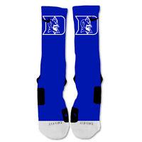 Nike Elite socks custom Duke double