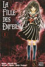 LA FILLE DES ENFERS tome 1 Project Eto MANGA shojo