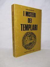 Charpentier -I misteri dei templari -Atanor 1974 Ordini cavallereschi Esoterismo