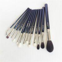 La Beaute Complete set - 13-Brushes High-Quality Goat Hair Face & Eye Set -