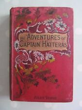 THE ADVENTURES OF CAPTAIN HATTERAS JULES VERNE GEORGE ROUTLEDGE
