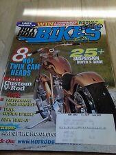 Hot Rod Bikes May 2002....Suspension buyers guide,custom V Rod