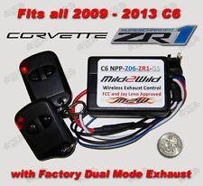 2009 - 2013 C6 Corvette ZR1 Mild to Wild NPP Exhaust Control  - FREE Shipping