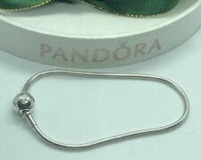 Me Pandora De Plata De Ley Serpiente Brazalete Pulsera 598408C00 Ale 19cm