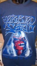 MORBID SAINT 'Spectrum of Death' 2-SIDED T-SHIRT - SIZE SMALL - RARE THRASH BAND