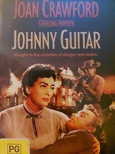 Johnny Guitar Joan Crawford Sterling Hayden DVD