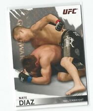 Huge (29) Topps UFC card lot of Nate Diaz MMA READ LIST