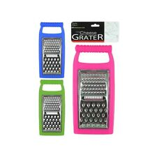 """10"""" Handheld Cheese Grater (Pink, Blue or Green) - Fast US Shipping!"""